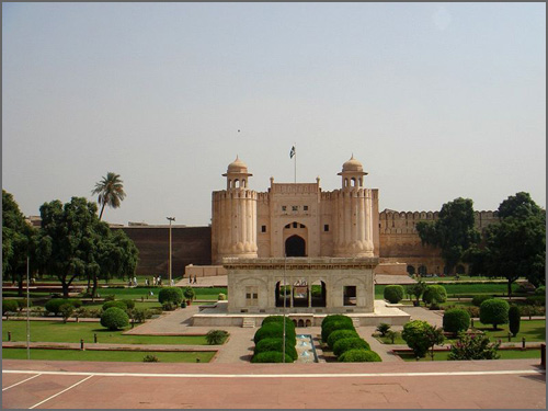lahore fort - Pic of the day 26 June